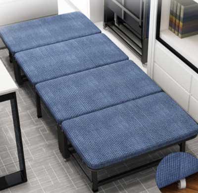 giường xếp 4 khúc