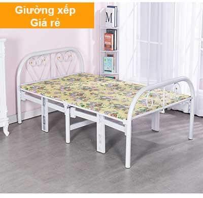 giường xếp giá rẻ hà nội