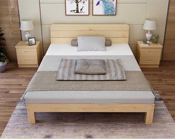 giường ngủ 1m2 giá rẻ