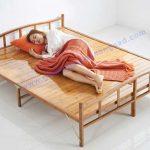 Giường tre gấp gọn đẹp giá rẻ của AAD