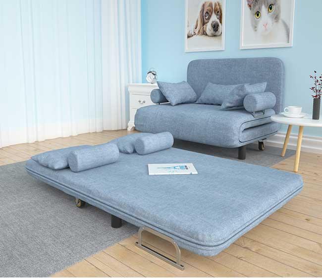 Sofa bed căn hộ nhỏ đa năng phòng khách