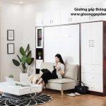 Giường gấp thông minh: cấu tạo, cách làm cách lắp đặt