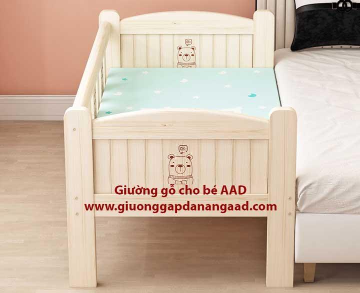 giường ghép cho bé với bố mẹ GA-903