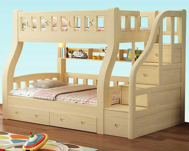 Giường tầng trẻ em 1m2