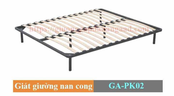 dát giường nan cong
