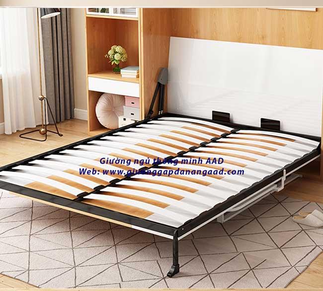 giát giường cong