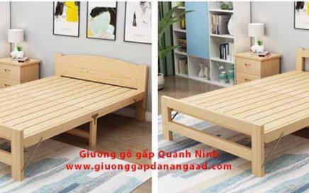 giường gỗ gấp hạ long quảng ninh