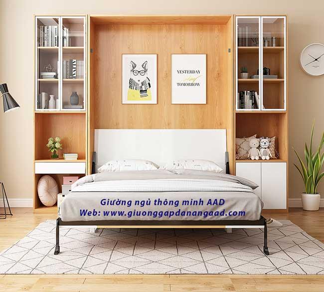 giường ngủ ẩn tường