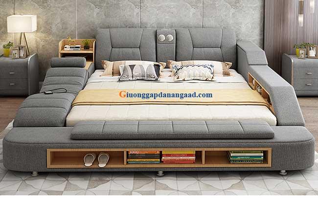 giường ngủ thông minh hiện đại