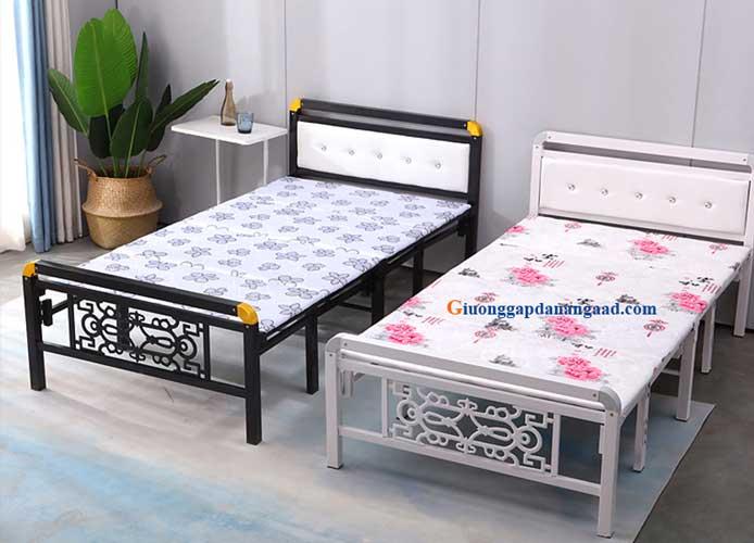 giường sắt gấp thông minh