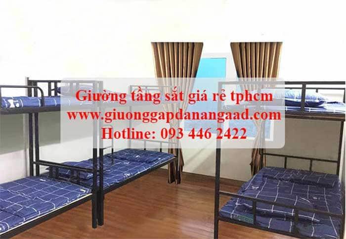 giường tầng sắt hcm
