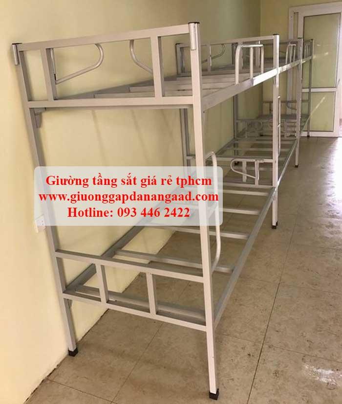 giường tầng sắt tphcm