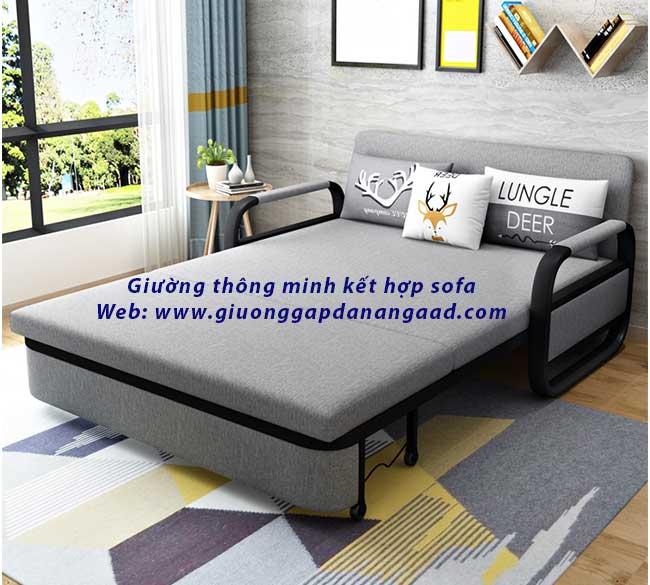 giường thông minh kết hợp sofa đẹp