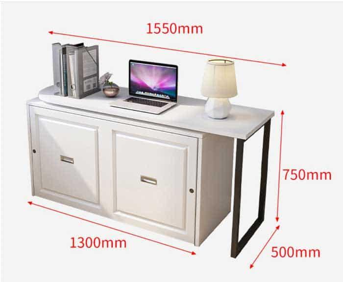Kích thước bàn và giường ngủ thông minh