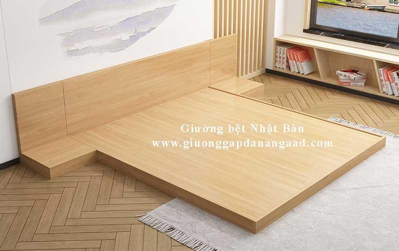 giường bệt gỗ ép. gỗ công ngiệp MDF
