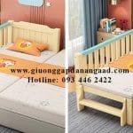 Giường cho bé ngủ chung với bố mẹ