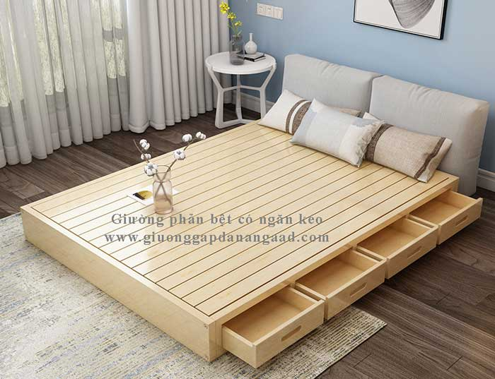 giường phản bệt