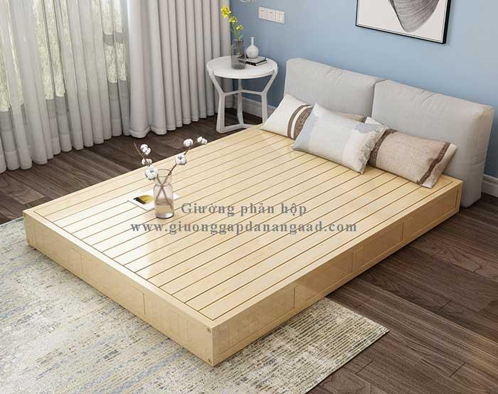 giường phản hộp