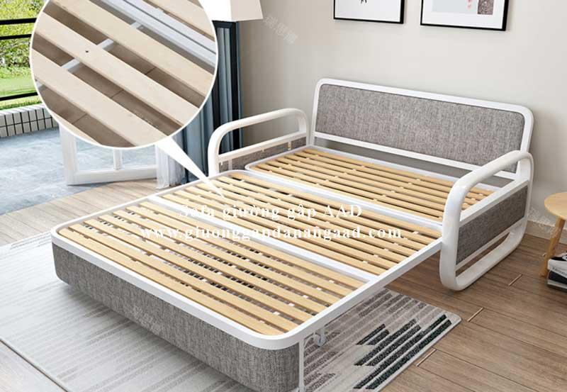 giường sofa gấp 3 khúc