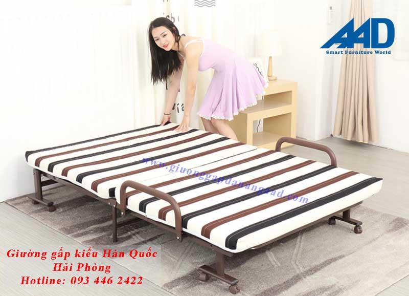 giường xếp hải phòng giá rẻ