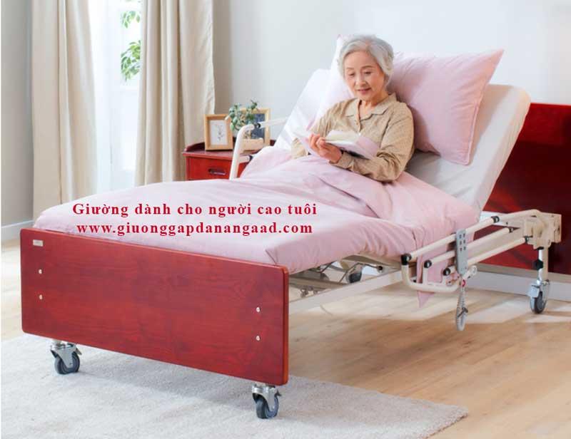 giường cho người cao tuổi