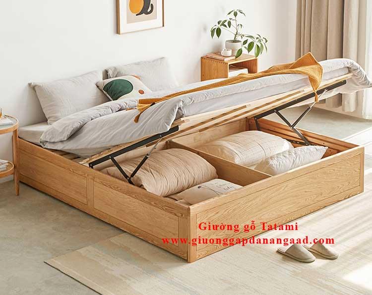 giới thiệu giường đa năng tatami