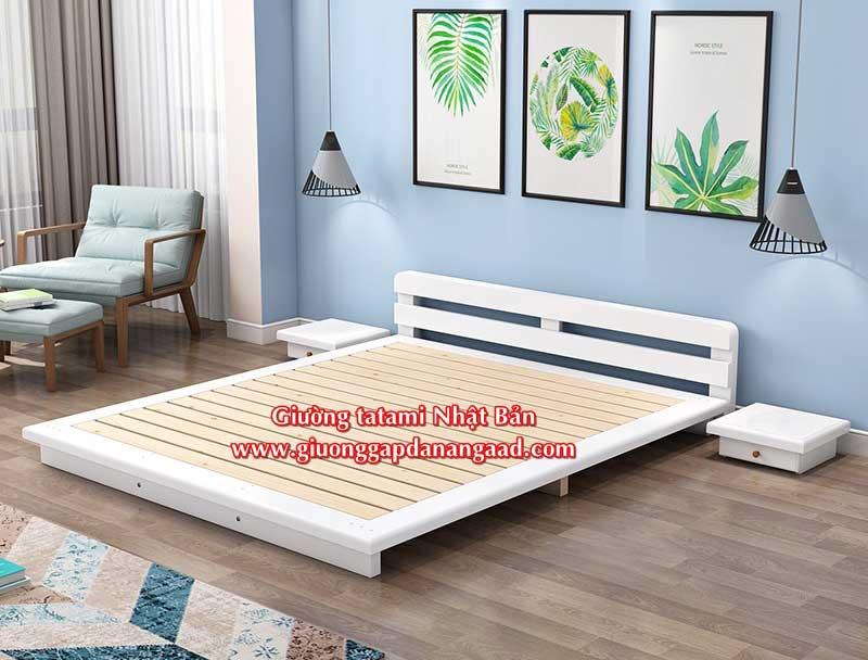giường tatami tự lắp ráp nhật bản