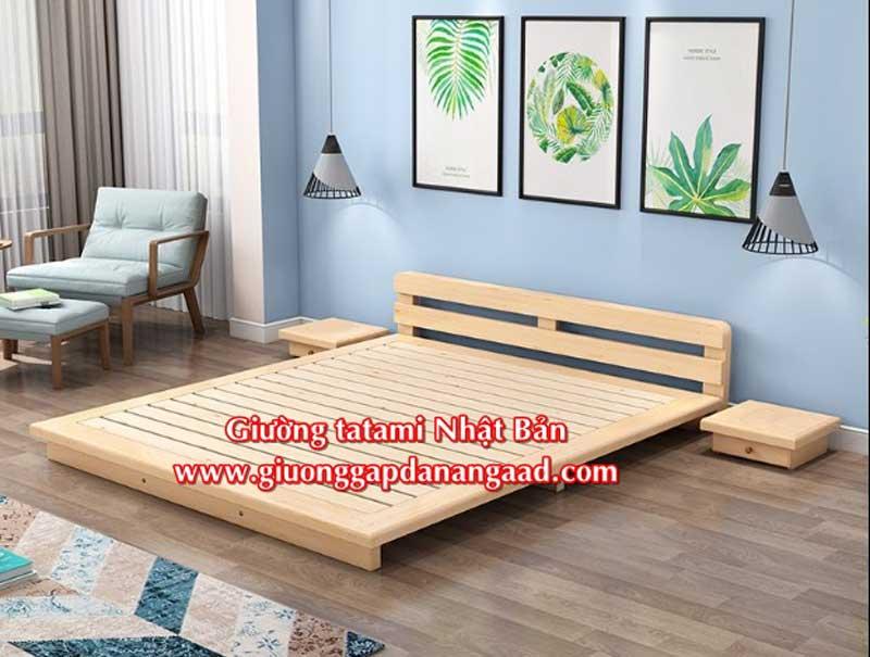 giường tatami tự lắp ráp