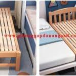 Giường 1m cho bé giá rẻ ở Hà Nội