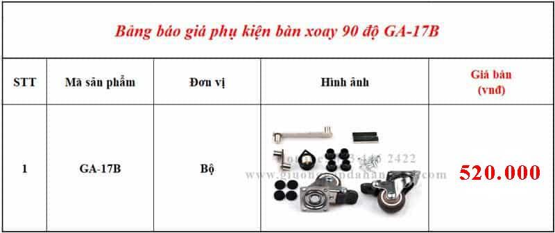 bao-gia-bo-phu-kien-ban-xoay-90-do-da-nang