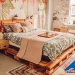Cách làm giường pallet chỉ với 5 bước đơn giản
