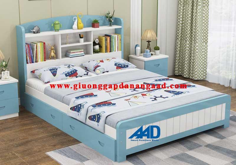giường đơn cho trẻ em