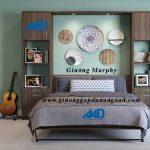 Giường gấp Murphy đẹp bền, chất lượng hàng đầu tại Việt Nam
